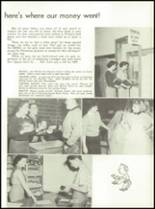1953 Capitol Hill High School Yearbook Page 50 & 51