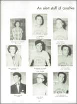 1953 Capitol Hill High School Yearbook Page 56 & 57