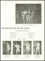 1953 Capitol Hill High School Yearbook Page 70 & 71