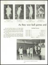 1953 Capitol Hill High School Yearbook Page 72 & 73