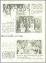 1953 Capitol Hill High School Yearbook Page 80 & 81