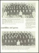 1953 Capitol Hill High School Yearbook Page 82 & 83