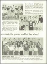 1953 Capitol Hill High School Yearbook Page 84 & 85