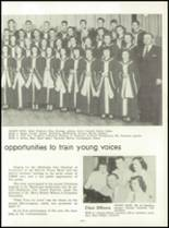 1953 Capitol Hill High School Yearbook Page 86 & 87