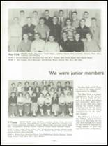 1953 Capitol Hill High School Yearbook Page 92 & 93
