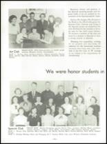 1953 Capitol Hill High School Yearbook Page 94 & 95