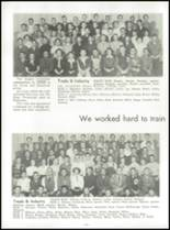 1953 Capitol Hill High School Yearbook Page 96 & 97