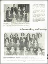 1953 Capitol Hill High School Yearbook Page 100 & 101