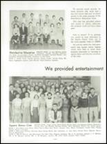 1953 Capitol Hill High School Yearbook Page 102 & 103
