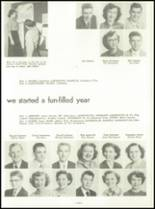 1953 Capitol Hill High School Yearbook Page 106 & 107