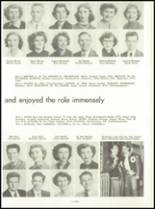 1953 Capitol Hill High School Yearbook Page 108 & 109