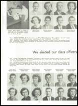 1953 Capitol Hill High School Yearbook Page 112 & 113