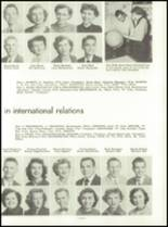 1953 Capitol Hill High School Yearbook Page 114 & 115