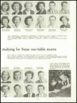 1953 Capitol Hill High School Yearbook Page 116 & 117