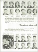 1953 Capitol Hill High School Yearbook Page 118 & 119