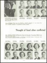 1953 Capitol Hill High School Yearbook Page 120 & 121