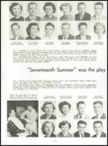 1953 Capitol Hill High School Yearbook Page 122 & 123
