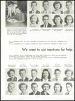 1953 Capitol Hill High School Yearbook Page 124 & 125