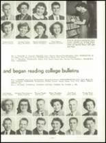 1953 Capitol Hill High School Yearbook Page 126 & 127