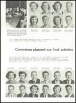 1953 Capitol Hill High School Yearbook Page 128 & 129