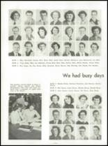 1953 Capitol Hill High School Yearbook Page 134 & 135
