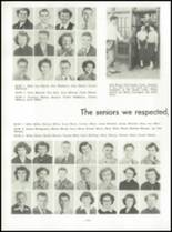1953 Capitol Hill High School Yearbook Page 142 & 143