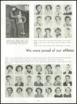 1953 Capitol Hill High School Yearbook Page 144 & 145