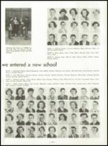 1953 Capitol Hill High School Yearbook Page 148 & 149