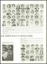1953 Capitol Hill High School Yearbook Page 150 & 151