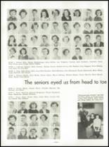 1953 Capitol Hill High School Yearbook Page 152 & 153