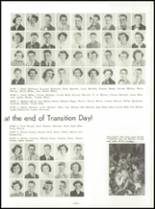1953 Capitol Hill High School Yearbook Page 154 & 155