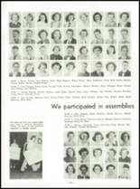 1953 Capitol Hill High School Yearbook Page 156 & 157