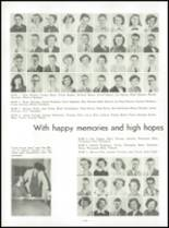 1953 Capitol Hill High School Yearbook Page 158 & 159