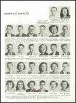 1953 Capitol Hill High School Yearbook Page 160 & 161