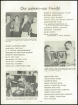 1953 Capitol Hill High School Yearbook Page 166 & 167