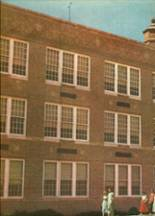 1953 Capitol Hill High School Yearbook Page 170 & 171