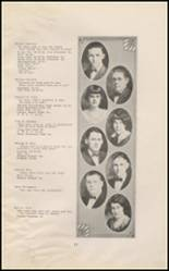 1925 East High School Yearbook Page 16 & 17