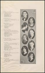 1925 East High School Yearbook Page 22 & 23