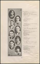 1925 East High School Yearbook Page 24 & 25