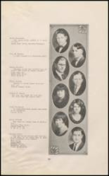 1925 East High School Yearbook Page 30 & 31