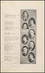 1925 East High School Yearbook Page 32 & 33