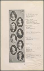 1925 East High School Yearbook Page 34 & 35