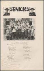 1925 East High School Yearbook Page 36 & 37