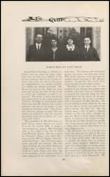 1925 East High School Yearbook Page 66 & 67