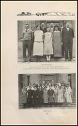 1925 East High School Yearbook Page 86 & 87