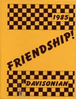 1985 Yearbook Davison High School