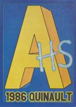 1986 Yearbook Aberdeen/Weatherwax High School