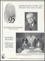1993 Canute High School Yearbook Page 10 & 11