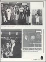 1993 Canute High School Yearbook Page 18 & 19