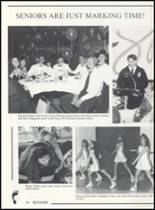 1993 Canute High School Yearbook Page 20 & 21